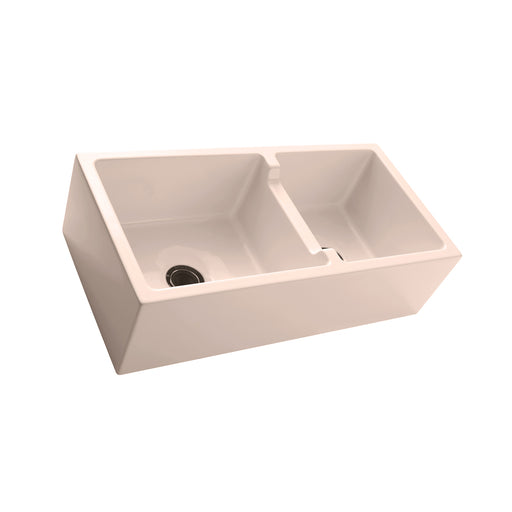 "Maura 36"" Double Bowl Farmer Sink"
