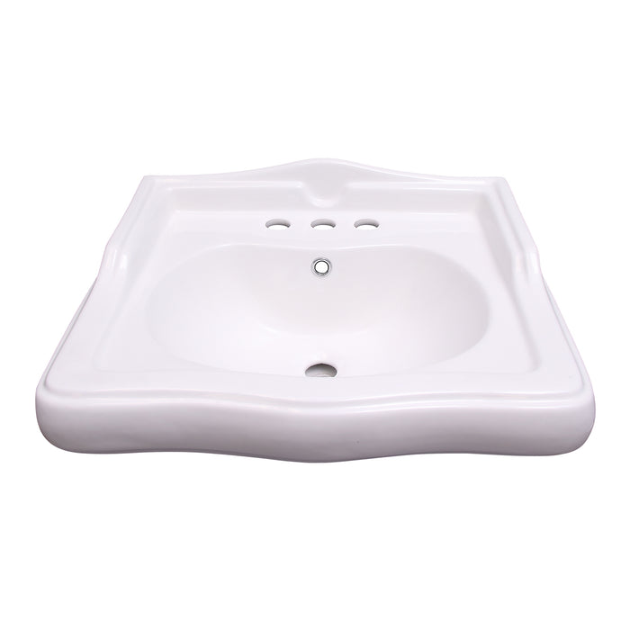Riviera Wall-Hung Basin