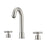 Conley Widespread Lavatory Faucet with Metal Cross Handles