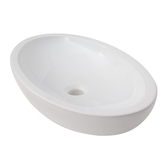 "Resort 23"" Oval Above Counter Basin"