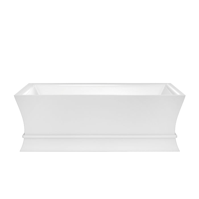 "Thayer 67"" Acrylic Tub"