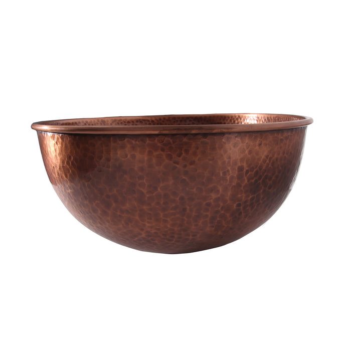 "Haverhill 17"" Oval Lavatory Bowl"