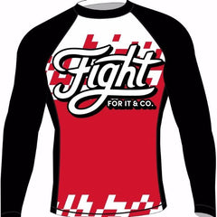 Fight for It & Co. Rash Guard