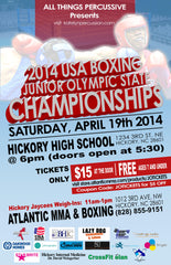 2014 USA Boxing Junior Olympic State Championships