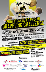 2016 Atlantic FC Pro-Am