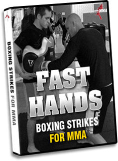 FAST HANDS: Boxing Strikes for MMA