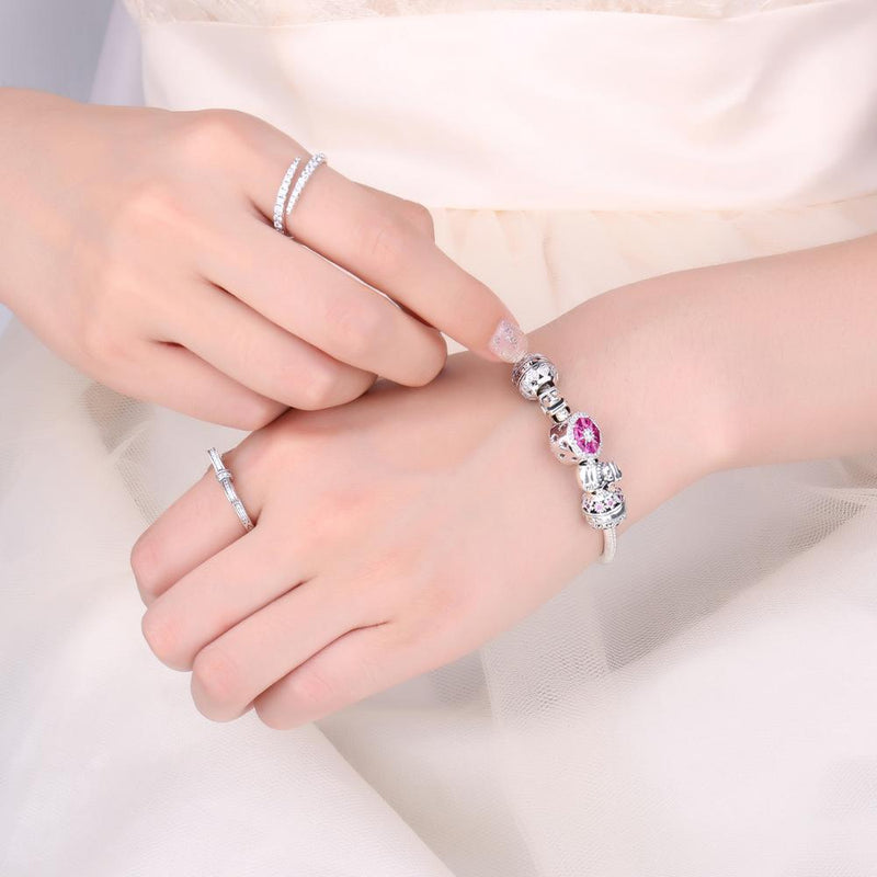 I LOVE YOU - Charm Argent 925