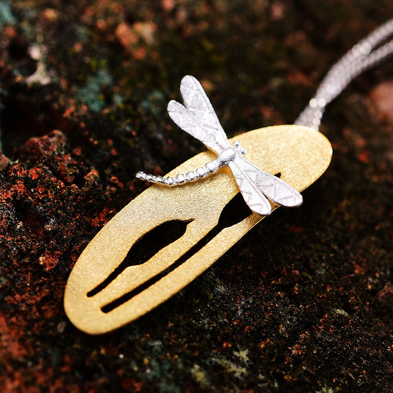 Pendentif DRAGONFLY