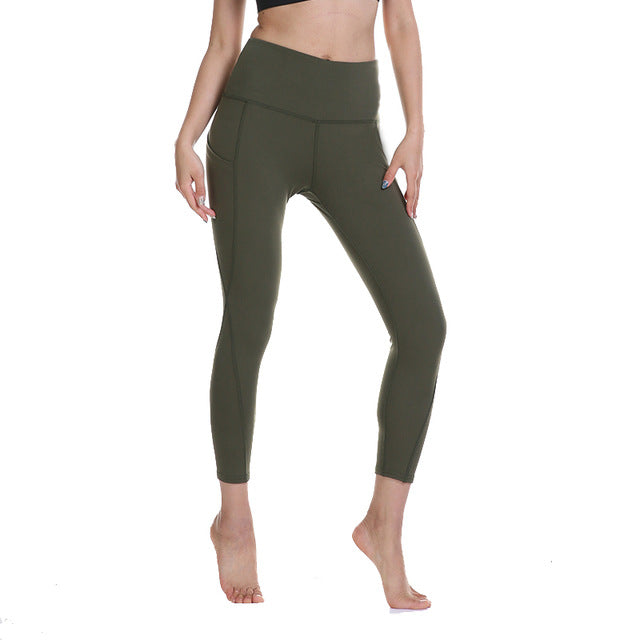 Legging Taille Haute - Secure Pocket