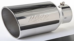 MBRP T5129 Monster Exhaust Tip Rolled End