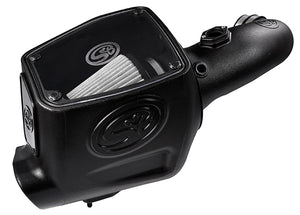 S&B 75-5105D Cold Air Intake w/Oiled Filter 08-10 Ford 6.4L Powerstroke