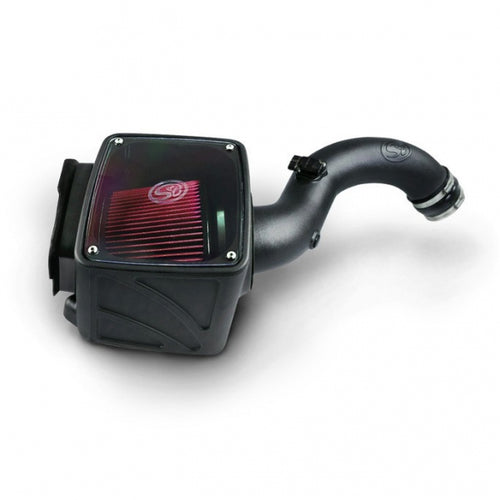 S&B 75-5101 Cold Air Intake for 2001-2004 Chevy GMC Duramax LB7 6.6L