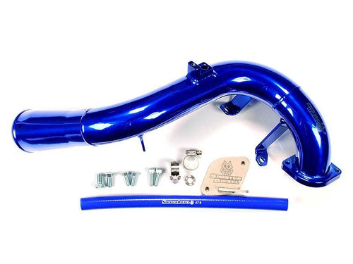 Sinister Diesel EGR Delete Kit for GM Duramax 2006-2007 6.6L LBZ w/ High Flow Intake Tube SD-EGRD-LBZ-IE