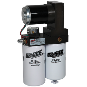 Fass Fuel T D02 165G Titanium Series Diesel Fuel Pump 165GPH Dodge Cummins 5.9L 1989-1993