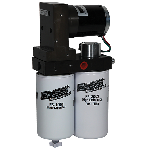 FASS Fuel Systems Titanium Series Fuel Air Separation System T D07 095G