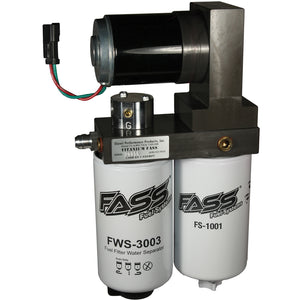 Fass Fuel T D10 220G Titanium Series Diesel Fuel Lift Pump 220GPH@45PSI Dodge Cummins 5.9L 1994-1998