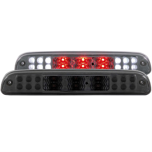 AnzoUSA 531077 Smoke LED Third Brake Light Lens for Ford F-Series Ranger