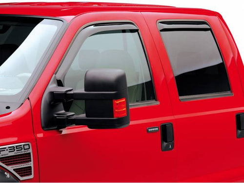 EGR Inc Slimline In-Channel Window Visors 57351 Ford 99-16