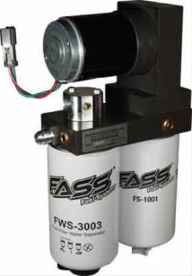 FASS Fuel Systems Titanium Series Fuel Air Separation Systems TC10165G