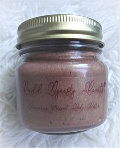 R.E.D.D Dynasty Shimmering Whipped Body Butter- Chocolate City