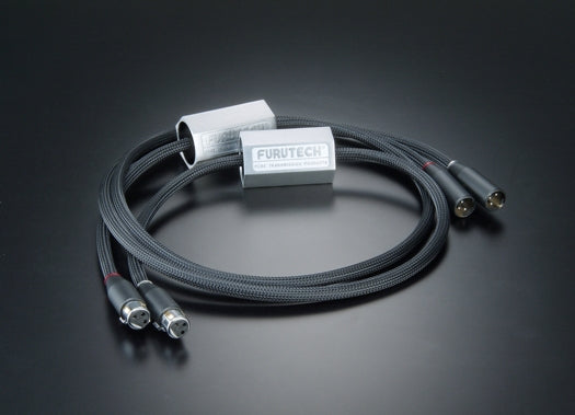 Furutech Audio Reference III XLR High End Performance Interconnect Cable, 1.2m