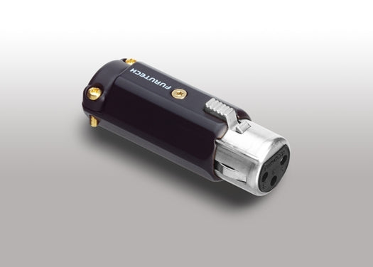 Furutech FP-602F(R) XLR connector (female)