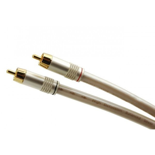 Silver Line Digital A/V cable