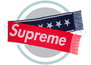 Supreme x Uniform Experiment Scarf Multicolor