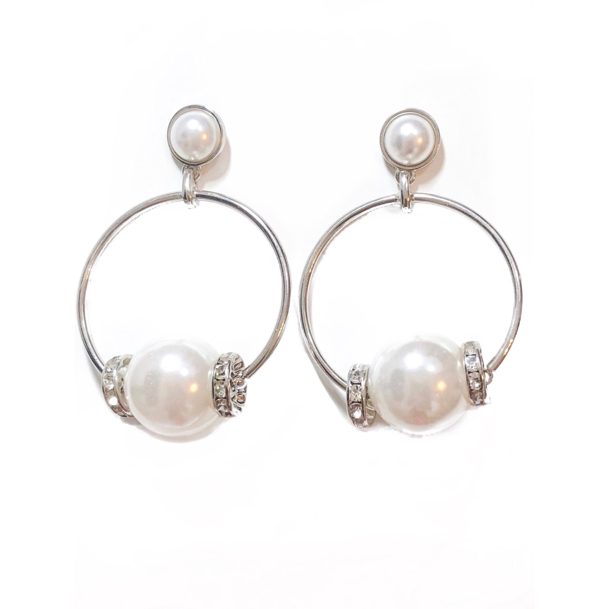 Patty Pearl Earrings