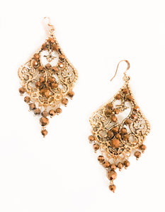Brianna Bead Earrings