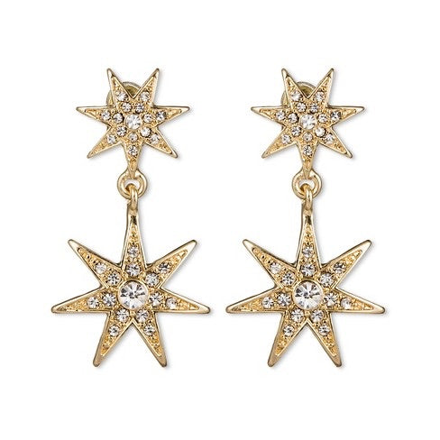 Stacey Star Earrings