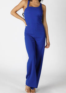 CROSS THE LINE JUMPSUIT