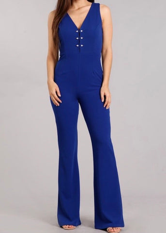 Royal Lady Jumpsuit