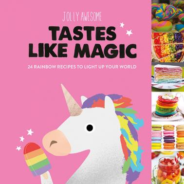 Jolly Awesome Tastes Like Magic Gift Book, Poptastic,