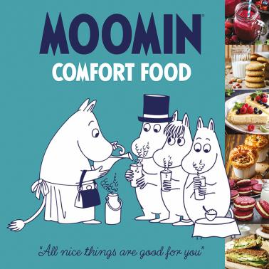 Moomin Recipe Gift Book, Poptastic,