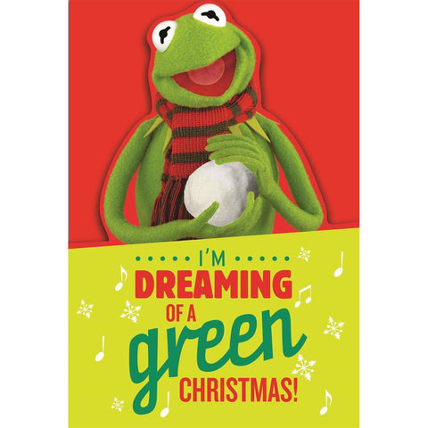 Disney Muppets Christmas Card