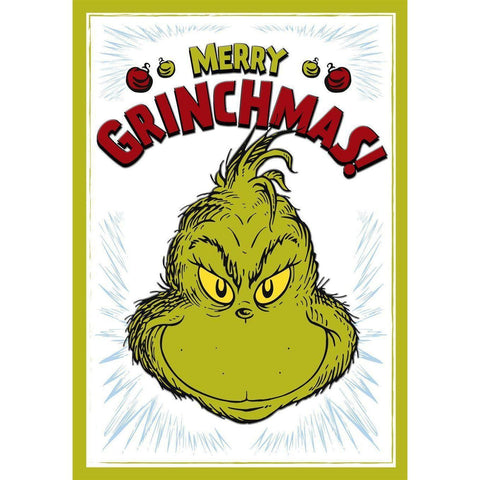 The Grinch Christmas Card