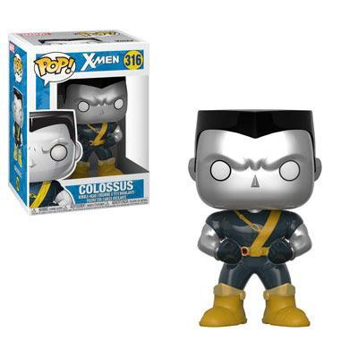 Marvel X-Men Funko Pop - Colossus-Poptastic Weston Super mare