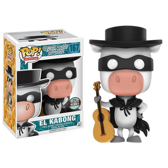 El Kabong Funko Pop, Poptastic, Funko Pop UK, Funko Pop Vinyl, Weston Super Mare, Pop Vinyl