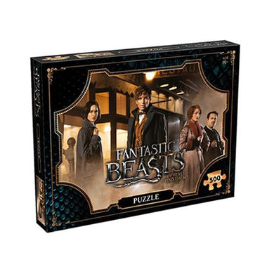 Fantastic Beasts Jigsaw Puzzle - 500 Piece
