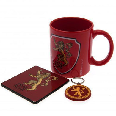 Game of Thrones Lannister Gift Set