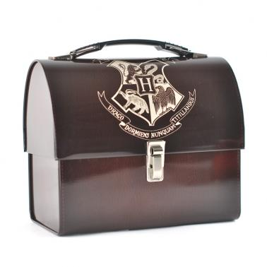 Harry Potter Domed Tin Tote - Hogwarts Crest, Poptastic, Funko Pop UK, Funko Pop Vinyl, Weston Super Mare, Pop Vinyl