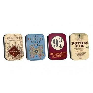 Harry Potter Timeless Tins (Set of 4), Poptastic, Funko Pop UK, Funko Pop Vinyl, Weston Super Mare, Pop Vinyl