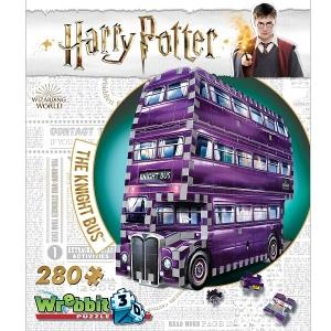 Harry Potter 3D Puzzle - Knight Bus