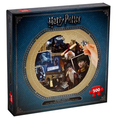 Harry Potter Puzzle - 500pc Philosophers Stone