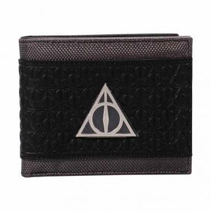 Harry Potter Wallet - Deathly Hallows-Poptastic Weston Super mare