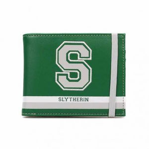Harry Potter Wallet - Slytherin-Poptastic Weston Super mare