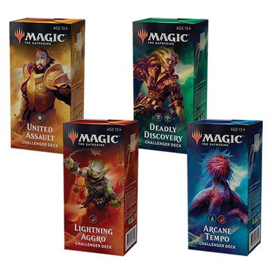 Magic The Gathering - Challenger Deck 2019, Poptastic,