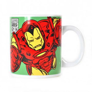 Marvel Mug Iron Man