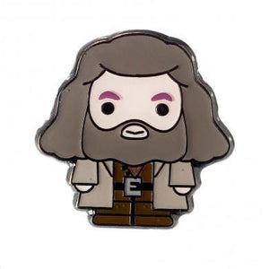 Hagrid Pin Badge-Poptastic Weston Super mare